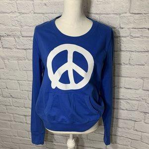 PINK Peace Sweatshirt